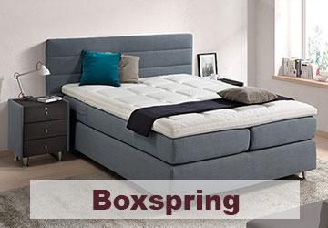Boxspring - Betten Zwerger