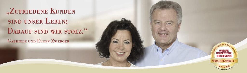 Wir siond Fachhändler aus Leidenschaft - Betten Zwerger Bad Waldsee und Weingarten